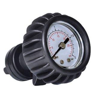 SUP サップ カヤック用 プレッシャーゲージ 空気圧計 空気圧ゲージ バルブアダプター 気圧計 スタンドアップパドルサーフィン GLD5352MJ143