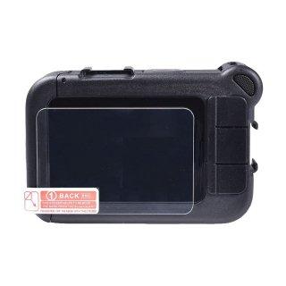 GoPro(ゴープロ)用 HERO9Black・メディアモジュラー対応 液晶フィルム 保護フィルム GoPro用アクセサリー 液晶保護 ガラスフィルム 背面液晶フィルム GLD6090MJ208