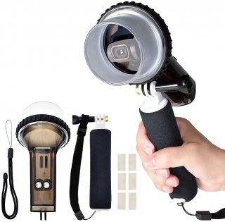 DJI Pocket2用アクセサリー 防水ハウジング フロートセット (ポケット2対応) 防水ケース 水深40m 保護 GLD6106MJ209
