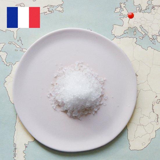 フランス カマルグの完全天日塩
