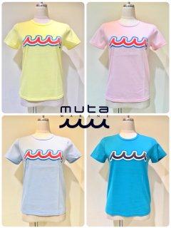 【MUTA MARINE】MARINE FEVER Tシャツ【全4色】