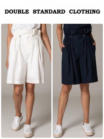 【DOUBLE STANDARD CLOTHING】アサレチックパンツ(WOMEN)【全2色】