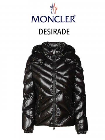 【MONCLER】DESIRADE デジラード(WOMEN)【BLACK】