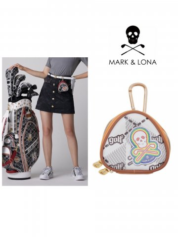 <img class='new_mark_img1' src='https://img.shop-pro.jp/img/new/icons13.gif' style='border:none;display:inline;margin:0px;padding:0px;width:auto;' />【MARK&LONA】What Not ▲Pouch【全2色】