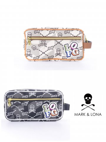 <img class='new_mark_img1' src='https://img.shop-pro.jp/img/new/icons13.gif' style='border:none;display:inline;margin:0px;padding:0px;width:auto;' />【MARK&LONA】What Not Pouch【全2色】