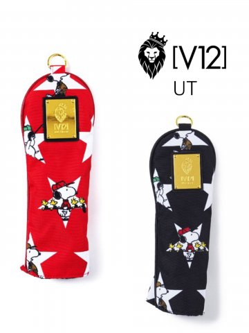 【V12】SP HEAD COVER(Utility)【全2色】