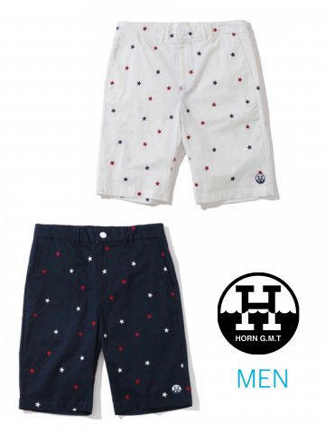 <img class='new_mark_img1' src='https://img.shop-pro.jp/img/new/icons13.gif' style='border:none;display:inline;margin:0px;padding:0px;width:auto;' />【HORN GARMENT】League Shorts(MEN)【全2色】
