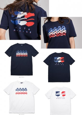 <img class='new_mark_img1' src='https://img.shop-pro.jp/img/new/icons25.gif' style='border:none;display:inline;margin:0px;padding:0px;width:auto;' />【MUTA】MOTION WAVE Tシャツ【全2色】