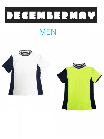 <img class='new_mark_img1' src='https://img.shop-pro.jp/img/new/icons13.gif' style='border:none;display:inline;margin:0px;padding:0px;width:auto;' />【DECEMBERMAY】Functional  Move mockneck(MEN)【全2色】