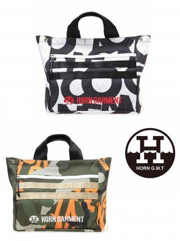 <img class='new_mark_img1' src='https://img.shop-pro.jp/img/new/icons13.gif' style='border:none;display:inline;margin:0px;padding:0px;width:auto;' />【HORN GARMENT】Maple Camo Tool Bag【全2色】