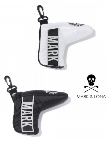 <img class='new_mark_img1' src='https://img.shop-pro.jp/img/new/icons13.gif' style='border:none;display:inline;margin:0px;padding:0px;width:auto;' />【MARK&LONA】Option Head Cover(Ping)【全2色】