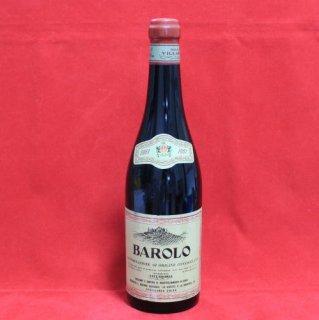 バローロ・ヴィッラドリア1961