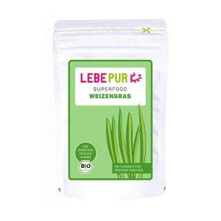 Lebepur スーパーフード 小麦若葉粉末 125g