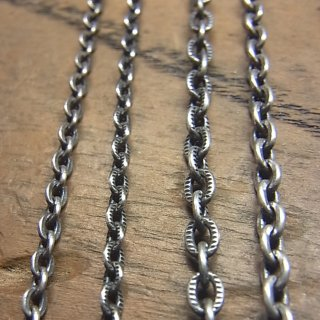 M&W works<BR>necklace chain silver925