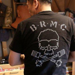 """THE WILD ONE B.R.M.C Tshirt<BR>""""NEON DOT"""""""