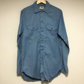 50s〜60s Lee ヘリンボーンツイル ワークシャツ