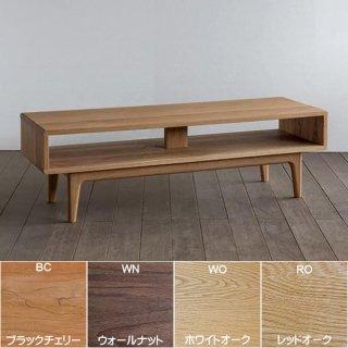 国産テーブル ノース リビングテーブル シキファニチア 無垢材オーダー家具