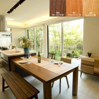国産テーブル リーヴス ダイニングテーブル レグナテック 国産家具 注文家具【組立て設置無料】