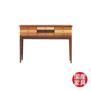 国産テーブル スピッコ 120コンソールテーブル レグナテック 国産家具 注文家具