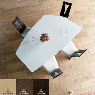 国産テーブル 474ダイニングテーブル 変形天板 モリタインテリア オーダー家具【開梱・設置・組立て無料】