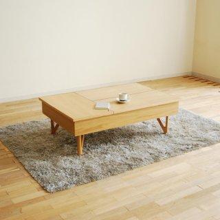 国産テーブル デュエ リビングテーブル モリタインテリア オーダー家具