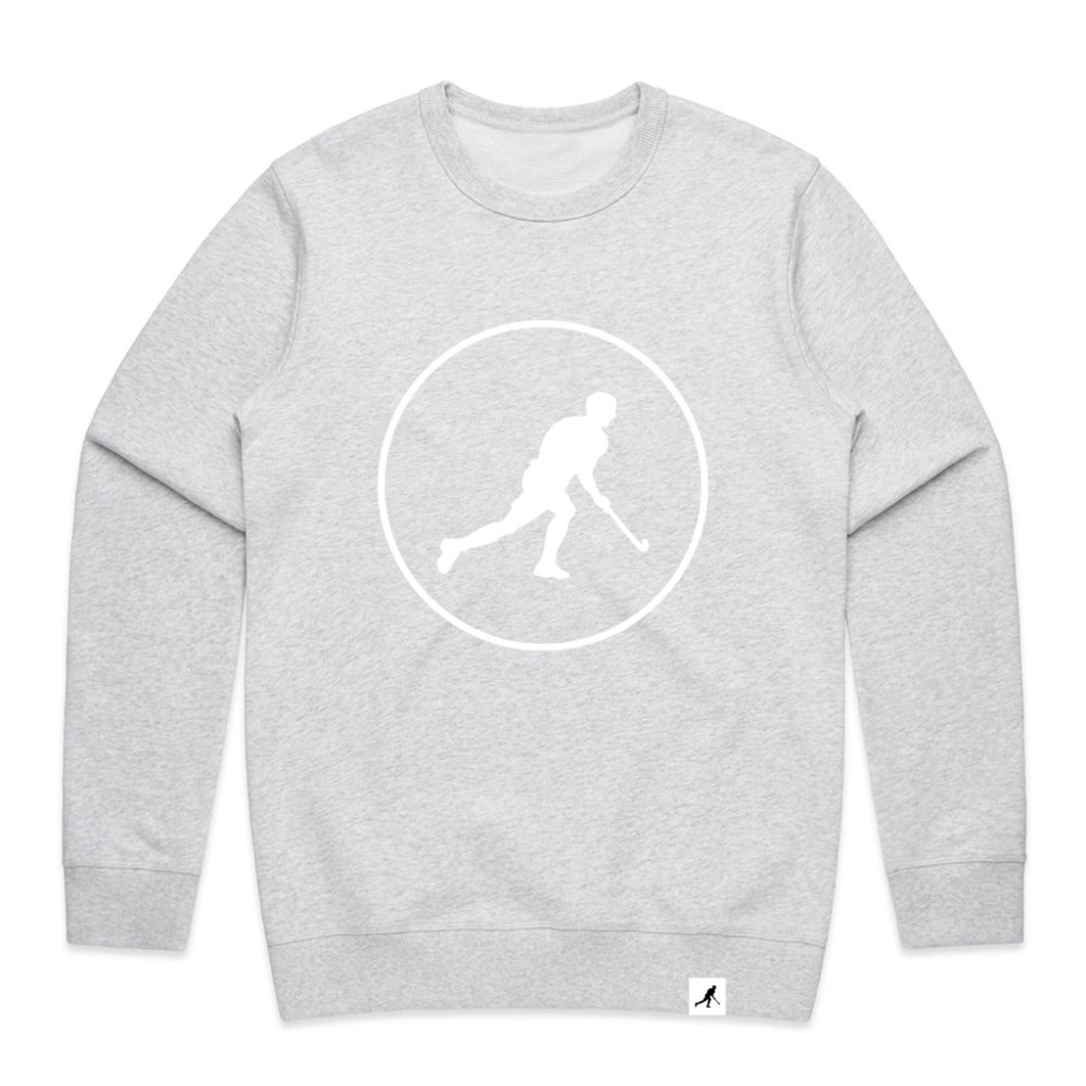 Grey Circle Sweater<img class='new_mark_img2' src='https://img.shop-pro.jp/img/new/icons41.gif' style='border:none;display:inline;margin:0px;padding:0px;width:auto;' />