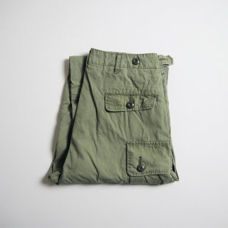 DAILY WARDROBE INDUSTRY デイリーワードローブインダストリー カーゴパンツ JUNGLE FATIGUE 1ST/OLIVE