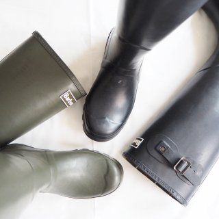【WINTER SALE 50%OFF】Barbour バブアー レディース レインブーツ BEDE BOOTS/2カラー<img class='new_mark_img2' src='https://img.shop-pro.jp/img/new/icons22.gif' style='border:none;display:inline;margin:0px;padding:0px;width:auto;' />