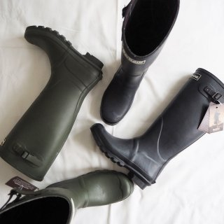 【SUMMER SALE 50%OFF】Barbour バブアー メンズ レインブーツ BEDE BOOTS/2カラー<img class='new_mark_img2' src='https://img.shop-pro.jp/img/new/icons20.gif' style='border:none;display:inline;margin:0px;padding:0px;width:auto;' />