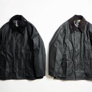 Barbour バブアー オイルドジャケット BEDALE WAX JACKET/2カラー