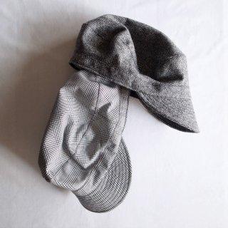 ALDERNEY アルダーニー ウールワークキャップ BOSUN HAT/2カラー