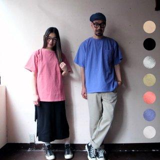GOODWEAR グッドウェア ポケット付きクルーネックTシャツ/7カラー