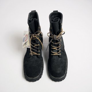 WHITE'S BOOTS ホワイツブーツ スモークジャンパー SMOKE JUMPER/BLACK ROUGHOUT