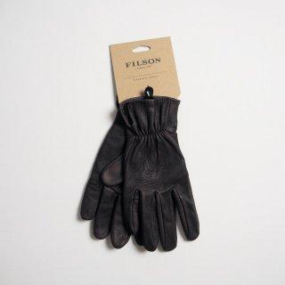 FILSON フィルソン レザーグローブ DEERSKIN GLOVES/BROWN