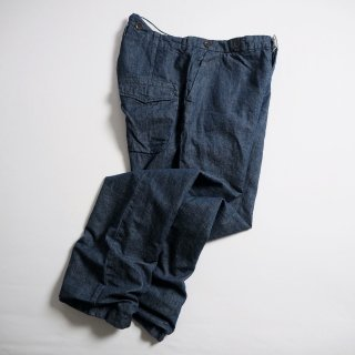 Manufactures & Co. マニュファクチャーズ・アンドコー メンズ デニムワークトラウザー WORKERS TROUSERS