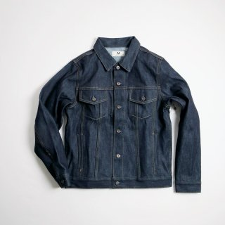 TELLASON STOCK テラソンストック デニムジャケット ジージャン JEAN JACKET/CONE MILLS 14oz NON-SELVEDGE DENIM<img class='new_mark_img2' src='https://img.shop-pro.jp/img/new/icons13.gif' style='border:none;display:inline;margin:0px;padding:0px;width:auto;' />