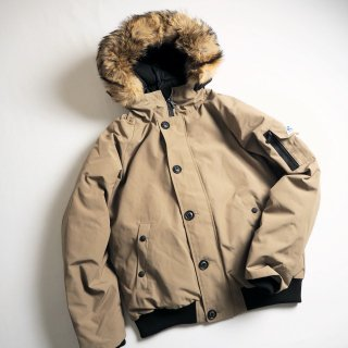 Cape HEIGHTS ケープハイツ ダウンジャケット Men's WOODSIDE Jacket / MUSHROOM