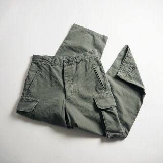 DAILY WARDROBE INDUSTRY デイリーワードローブインダストリー カーゴパンツ M-47 TROUSERS / OLIVE