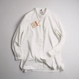 Le Sans Pareil ル サン パレイユ バンドカラーロングシャツ BBT LONG BAND COLLAR SHIRTS / 2カラー