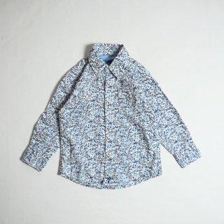 Wrangler KIDS ラングラー  キッズ BOY'S 20X ADVANCED COMFORT SHIRTS #BJC334B 幼児サイズ ウエスタンシャツ / BLUE FLORAL