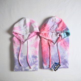 colortone カラートーン tie-dye  ユニセックス タイダイ染め パーカー#8777 PULLOVER HOODED SWEATSHIRT / COTTON CANDY