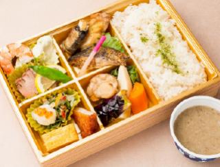 自然薯麦とろ膳(牛タン)