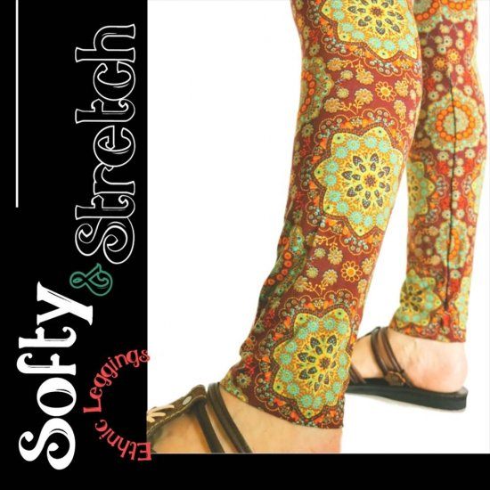<img class='new_mark_img1' src='https://img.shop-pro.jp/img/new/icons33.gif' style='border:none;display:inline;margin:0px;padding:0px;width:auto;' />Softy&Stretch Ethnic Leggings*3pattern