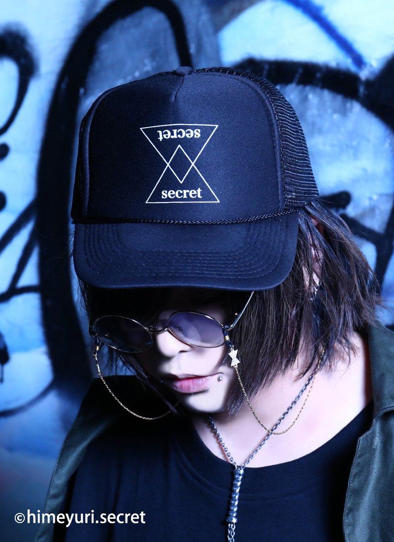 斜陽 -CAP-(BLACK)