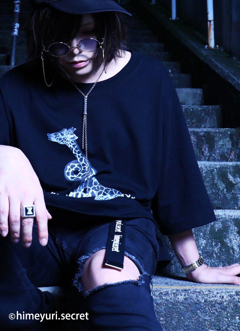 蜷局 -ガチャベルト-(BLACK)