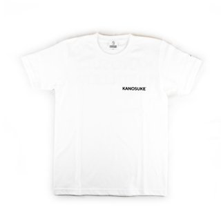 KANOSUKE Tシャツ 白 XL - KANOSUKE T-shirts WHITE/extra_large