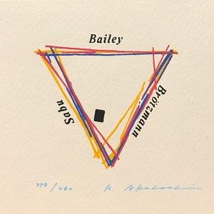 Derek Bailey, Yoshisaburo Toyozumi, Peter Brötzmann / Live In Okayama 1987 (CD)