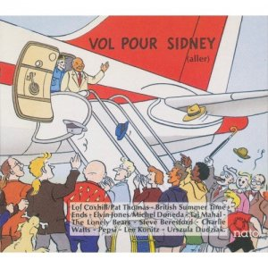 V.A. / Vol Pour Sidney (CD)