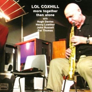 Lol Coxhill / More Together Than Alone (CD)