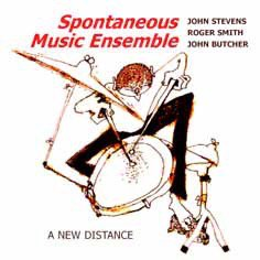 Spontaneous Music Ensemble / A New Distance (CD)